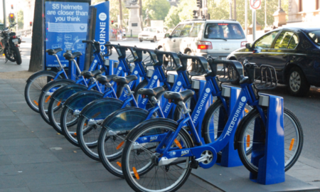 Πλειοδοτικός επαναληπτικός διαγωνισμός για τα ενοικιαζόμενα ποδήλατα στην Καλαμάτα