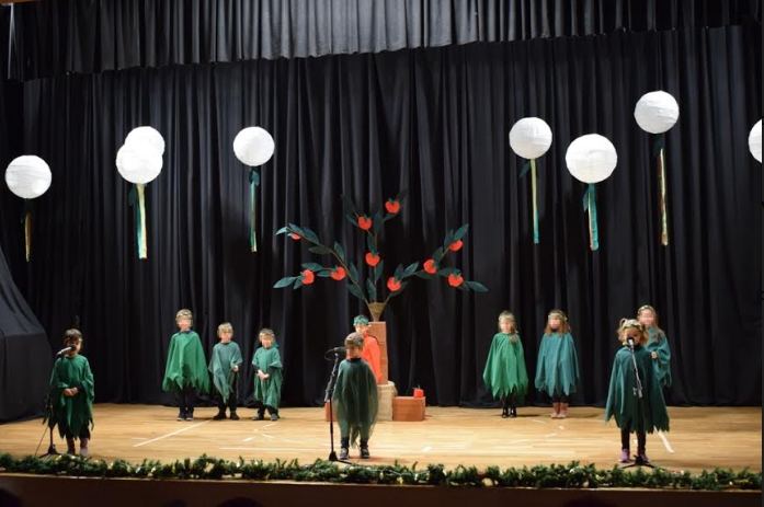 """Εκπ.Μπουγά: """"Το δέντρο που έδινε""""-Συγκινητική παράσταση από το Νηπιαγωγείο"""