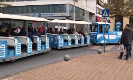 Άφαντο σήμερα το τρενάκι στην Καλαμάτα-Τι συνέβη-Πότε επανέρχεται