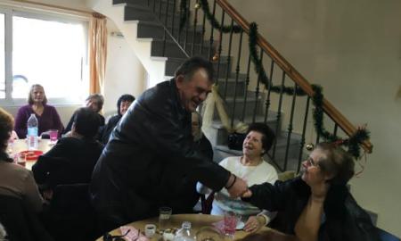 ΚΑΠΗ Μεσσήνης: Χριστουγεννιάτικη εκδήλωση με ευχές και δώρα