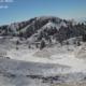 """Έστρωσε το χιόνι στα Κοντοβούνια Ταϋγέτου-Ήλιος """"με δόντια"""" στην Καλαμάτα"""
