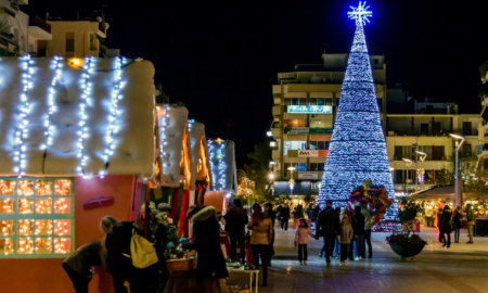 Το εορταστικό ωράριο των καταστημάτων της Καλαμάτας εν όψει Πρωτοχρονιάς