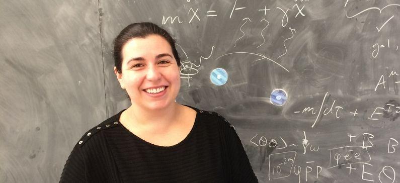"""Α. Αρβανιτάκη: Η Μεσσήνια φυσικός στη διοίκηση του """"Κέντρου για το Σύμπαν"""" στον Καναδά"""