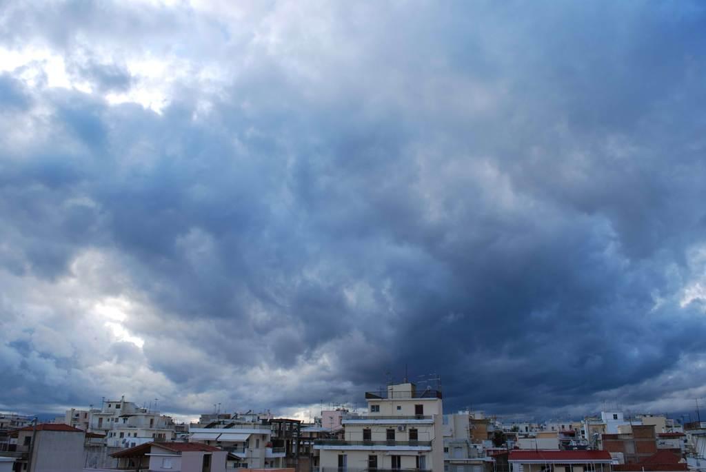Με βροχή ξεκινά η νέα εβδομάδα
