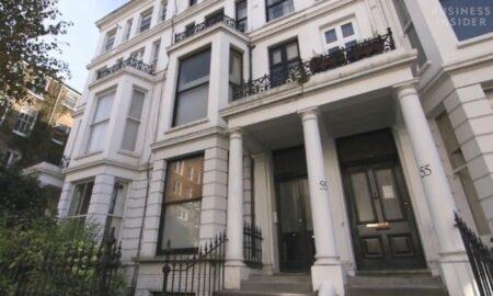 Διαμέρισμα στο Λονδίνο 11 τ.μ κοστίζει 225.000 λίρες