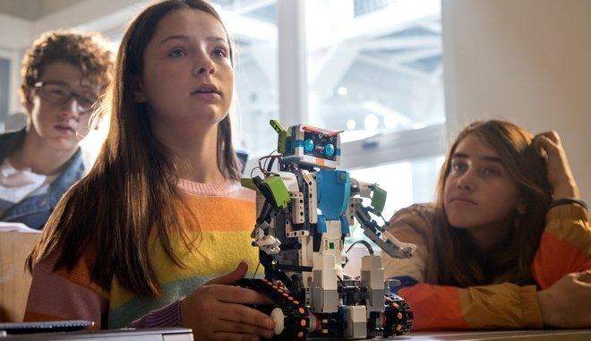 Πρώτη ταινία για παιδιά με θέμα την εκπαιδευτική ρομποτική