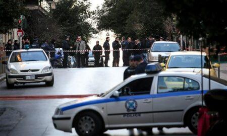 Έκρηξη στο Κολωνάκι-δύο τραυματίες