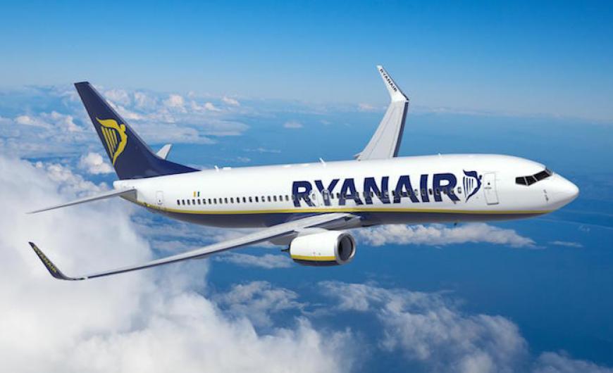 Ryanair: Νέες πτήσεις από Καλαμάτα για Λονδίνο, Μιλάνο, Σόφια και Πίζα