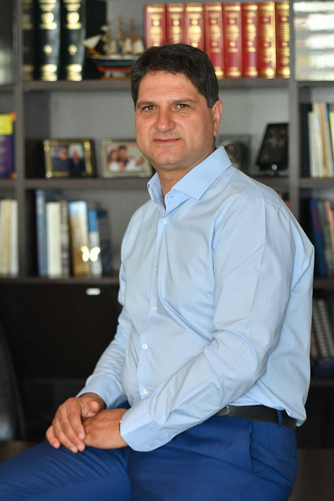 Aθανασόπουλος: Να διώξουμε τον φόβο από τους πολίτες της Μεσσήνης