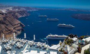 Μειωμένες οι εισπράξεις για την ελληνική κρουαζιέρα το 2018