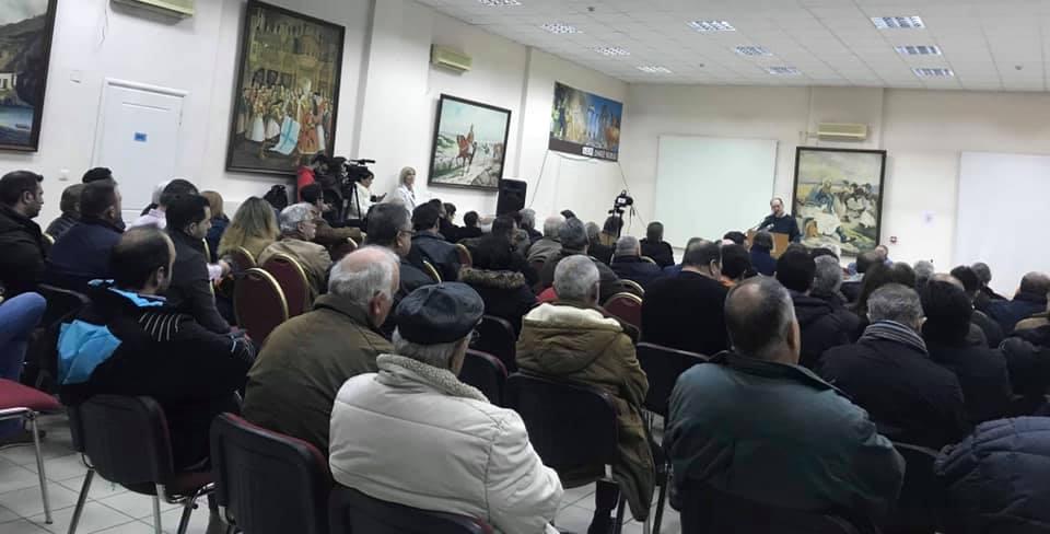 """Νίκας: """"Η Νεμέα, η Κορινθία αλλά και ολόκληρη η Πελοπόννησος μπορούν και αξίζουν καλύτερα""""!"""