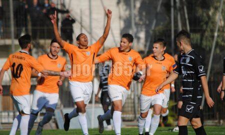 Καλαμάτα- Λέρνα 2-0: 13άρι με Κάρλος και Λαθύρη