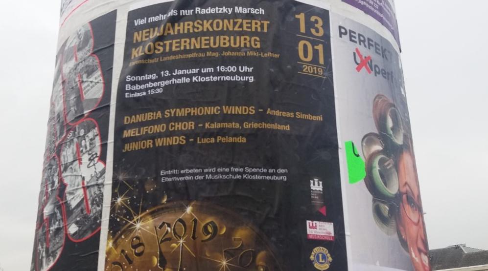 """Δημοτικό Ωδείο Καλαμάτας στη Βιέννη: """"600 αυστριακοί χόρεψαν Καλαματιανό!"""""""