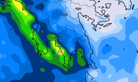 Επιδείνωση του καιρού: Νέο χαμηλό βαρομετρικό από σήμερα