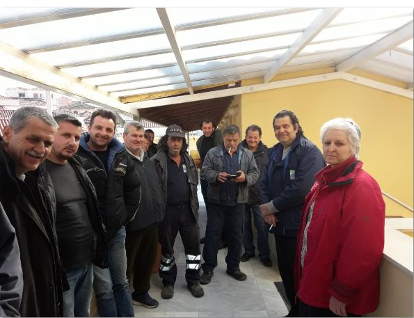 """Σωματείο Εργαζομένων ΔΕΥΑ Μεσσηνίας: """"Απολύουν ΑμεΑ"""""""
