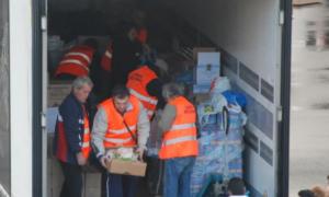 Μεσσήνη: Διανομή τροφίμων σε 700 δικαιούχους