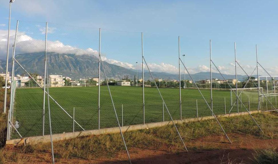Τα νεότερα για τα γήπεδα του Δήμου Καλαμάτας