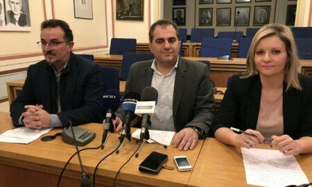 """""""Δημιουργική Πρωτοβουλία"""": Nτίντα και Μπασακίδη ανακοίνωσε ο Θανάσης Βασιλόπουλος"""