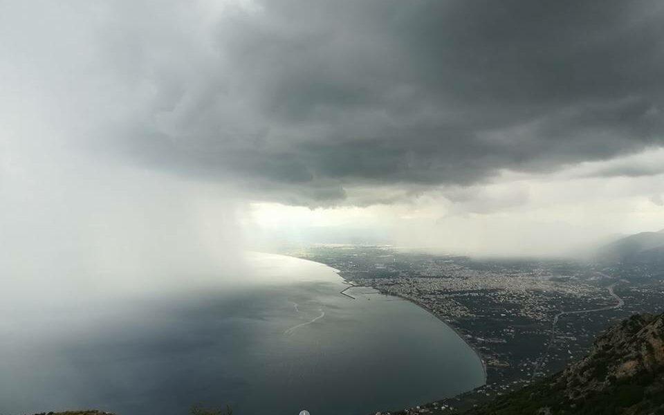 Βροχές και καταιγίδες αύριο και στη Μεσσηνία-Μικρή πτώση της θερμοκρασίας