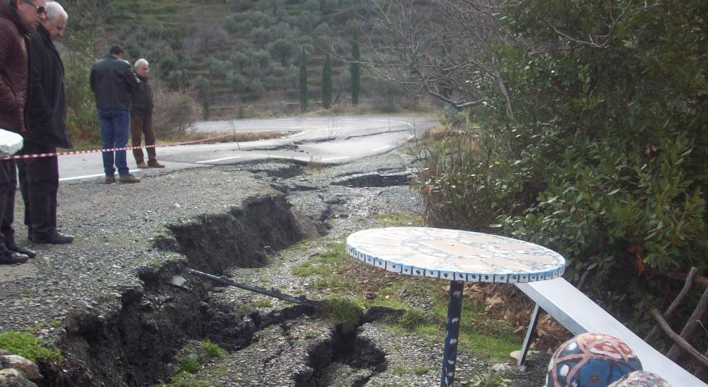 Αυτοψία από κλιμάκιο του Δήμου Καλαμάτας σε Πηγές, Νέδουσα και Μαχαλά Αλαγονίας