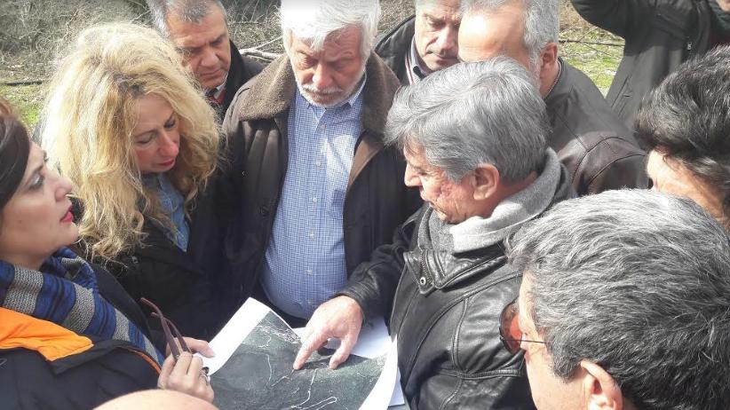Τατούλης: Άμεσες παρεμβάσεις για την αποκατάσταση του δρόμου Καλαμάτας-Σπάρτης