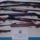 Σύλληψη 61χρονου με όπλα σε χωριό της Μάνης