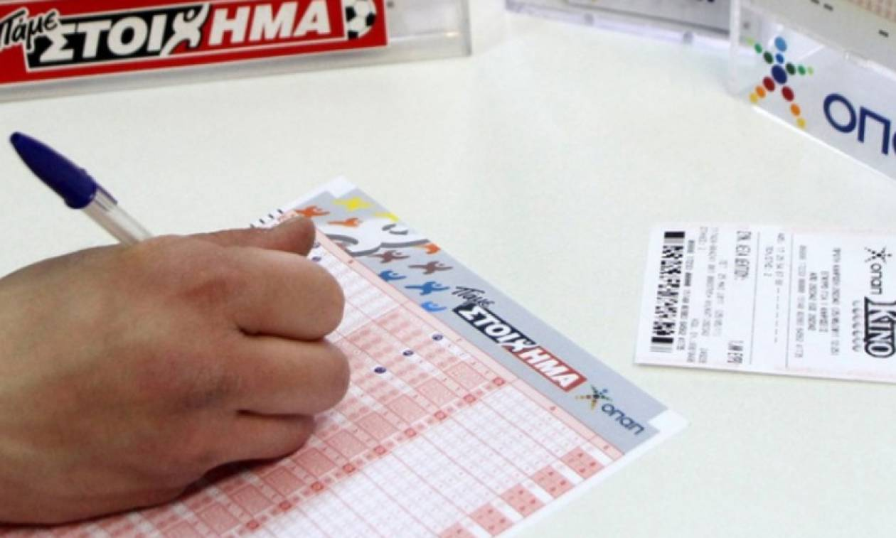 ΟΠΑΠ-Πάμε Στοίχημα: Περισσότερα από 13 εκατομύρια ευρώ κέρδη μοίρασε την προηγούμενη εβδομάδα