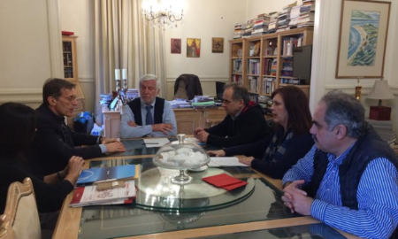 Εκθεσιακό Κέντρο στη Νότια Πελοπόννησο όπως η ΔΕΘ-HELEXPO θέλει ο Τατούλης