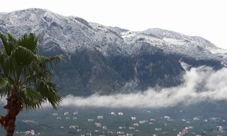 Έρχονται πολικές θερμοκρασίες από Πέμπτη – Το Σάββατο η πιο κρύα μέρα για τη Μεσσηνία