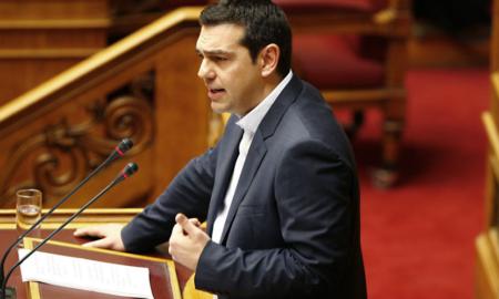 Τσίπρας: Η κυβέρνηση του κ.Μητσοτάκη λανσάρει ένα πρωτότυπο μοντέλο κυβέρνησης Α.Ε
