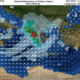 Έρχεται η «Υπατία» με ισχυρές καταιγίδες-Δείτε την πορεία του χαμηλού βαρομετρικού