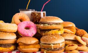 Ποια ασθένεια αύξησε το junk food