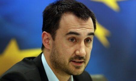 Χαρίτσης: Η απόφαση του πρωθυπουργού αποτελεί υπόδειγμα πολιτικού θάρρους