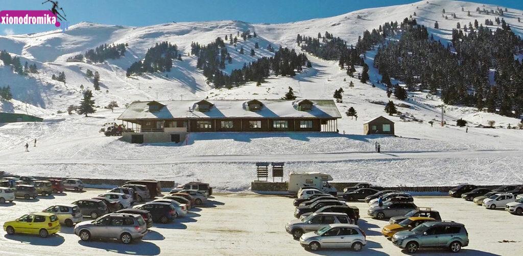 Στην κορυφή της προτίμησης των χιονοδρόμων τα Καλάβρυτα