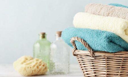 Κάθε πότε πρέπει να αλλάζουμε την πετσέτα του μπάνιου;
