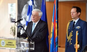Παυλόπουλος: Αρραγής ενότητα στα μεγάλα και σημαντικά εθνικά θέματα