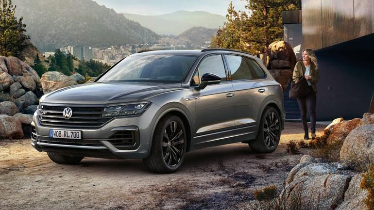 Χρυσό βραβείο για το Volkswagen Touareg
