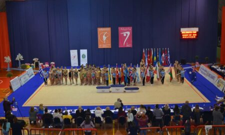 """ΦΟΚ: 27ο Διεθνές Κύπελλο Ρυθμικής και 6ο """"Elegant Cup"""" στην Τέντα"""