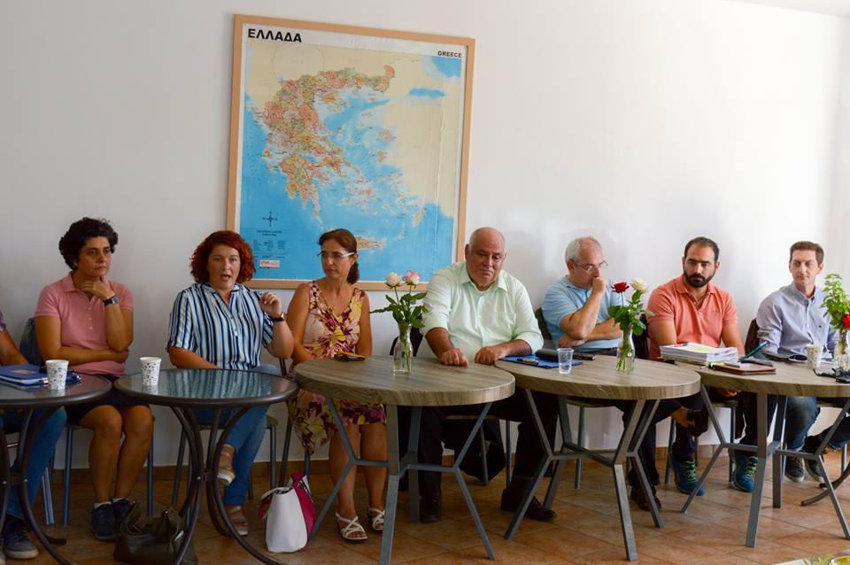 Δυτική Μάνη: Αποχώρηση Μουνδρέα από τoν συνδυασμό Ανδροβιτσανέα