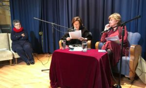 Πειραματική Σκηνή Καλαμάτας: Επιτυχημένη η διπλή βιβλιοπαρουσίαση