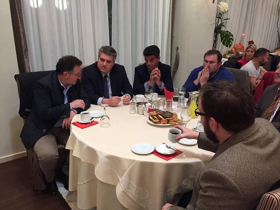 ΟΕΒΕ Μεσσηνίας: Ευχές για σταθερότητα και εμπιστοσύνη στην Αγορά