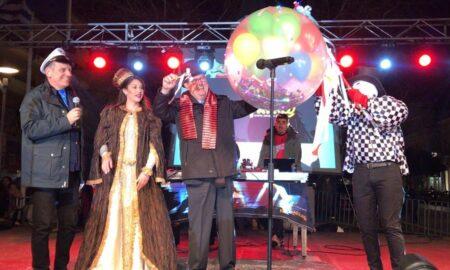 Ξεκίνησε το 7ο Καλαματιανό Καρναβάλι