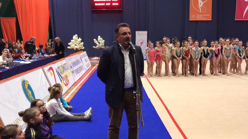 ΦΟΚ: Ολοκληρώνεται το απόγευμα της Κυριακής η σπουδαία διοργάνωση ρυθμικής στην Τέντα