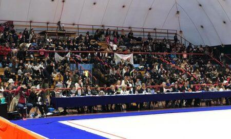 ΦΟΚ: Live οι αγώνες Ρυθμικής από την Τέντα