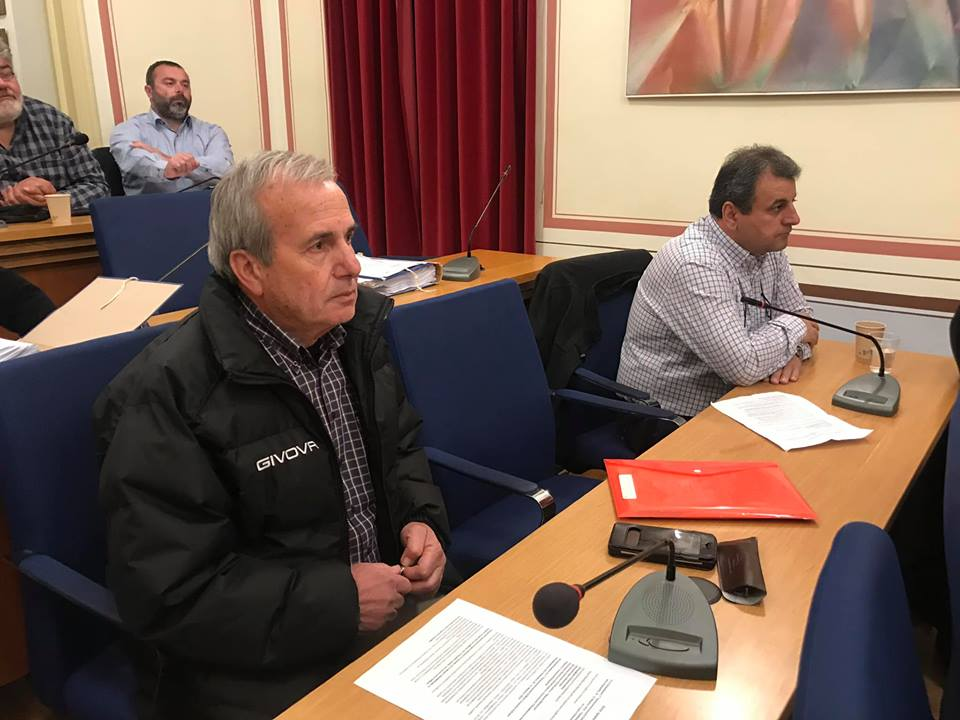Ανεξαρτητοποιήθηκαν Σταματόπουλος, Φαββατάς και Γεωργακίλας από την παράταξη του Μ.Μάκαρη