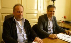 Θεοφιλόπουλος και Μπεχράκης: Ουδέποτε αμφισβητήσαμε ότι ο Μάκαρης είναι επικεφαλής της μείζονος μειοψηφίας