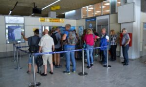 Τρεις συλλήψεις στο Αεροδρόμιο Καλαμάτας