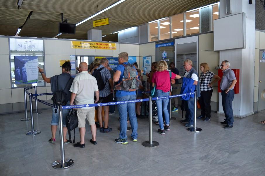 Αεροδρόμιο Καλαμάτας: 247.508 επιβάτες διακινήθηκαν μέχρι και τον Αύγουστο