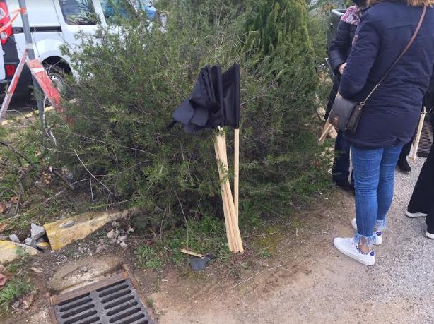Συμβαίνει τώρα: Διαμαρτυρία κατοίκων χωριών του Δήμου Καλαμάτας έξω από την Αστυνομία