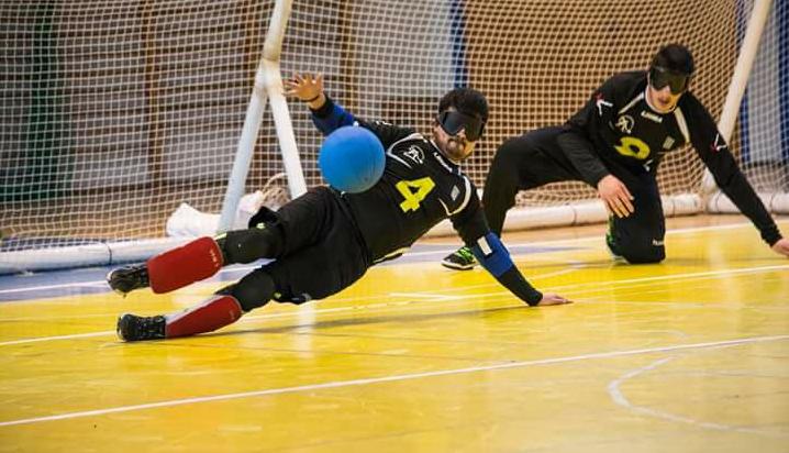 Εκπ.Μπουγά: Στην Καλαμάτα η Εθνική Ομάδα Ανδρών GOALBALL